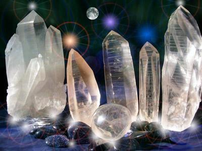 Lemurian Crystal Therapy
