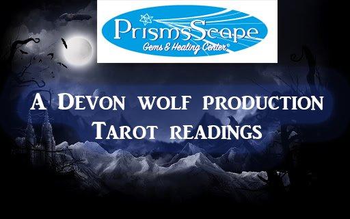 Devon Wolf Production tarot readings