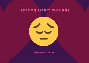 healing heart wounds